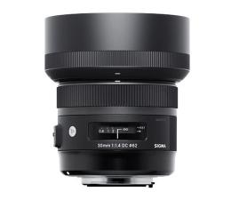 Obiektywy stałoogniskowy Sigma A 30mm f1.4 Art EX DC HSM Nikon