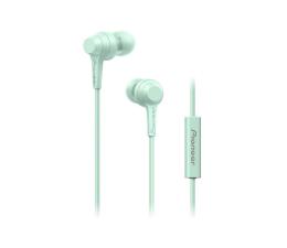 Słuchawki przewodowe Pioneer SE-C1T Turkusowe