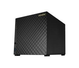 Dysk sieciowy NAS / macierz Asustor AS1004TV2 (4xHDD, 2x1,6GHz, 512MB, 2xUSB, 1xLAN)