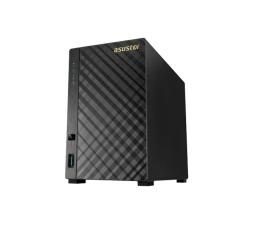 Dysk sieciowy NAS / macierz Asustor AS1002TV2 (2xHDD, 2x1,6GHz, 512MB, 2xUSB, 1xLAN)
