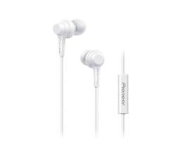 Słuchawki przewodowe Pioneer SE-C1T Białe