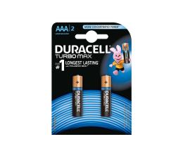 Bateria alkaliczna Duracell Turbo AAA/LR03 2 szt