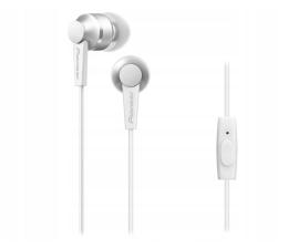 Słuchawki przewodowe Pioneer SE-C3T Białe