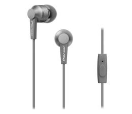 Słuchawki przewodowe Pioneer SE-C3T Szare
