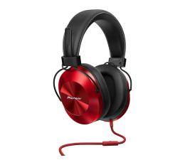 Słuchawki przewodowe Pioneer SE-MS5T Czerwone