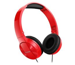 Słuchawki przewodowe Pioneer SE-MJ503 Czerwone