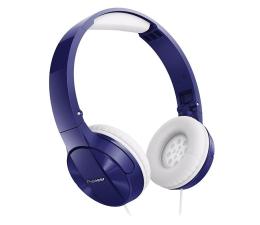 Słuchawki przewodowe Pioneer SE-MJ503 Niebieskie