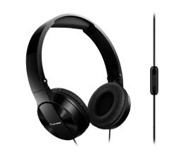 Słuchawki przewodowe Pioneer SE-MJ503T Czarne