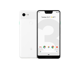 Smartfon / Telefon Google Pixel 3 XL 128GB Clearly White