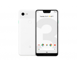 Smartfon / Telefon Google Pixel 3 XL 64GB Clearly White