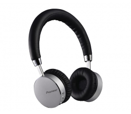 Słuchawki bezprzewodowe Pioneer SE-MJ561BT Srebrne