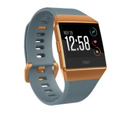 Zegarek sportowy Fitbit Ionic HR pomarańczowo - niebieski