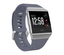 Zegarek sportowy Fitbit Ionic HR niebiesko - szary