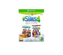 Gra na Xbox One EA Maxis The Sims 4 + dodatek Psy i Koty