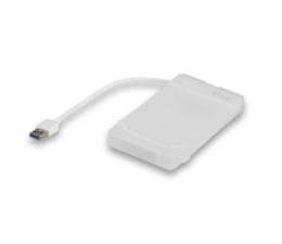 """Obudowa dysku i-tec Obudowa do dysku 2.5"""" MySafe (USB 3.0, biały)"""