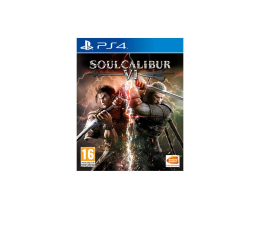 Gra na PlayStation 4 PlayStation SoulCalibur 6