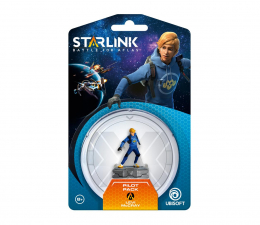 Gadżety/figurka z gry CENEGA Starlink Pilot Pack Levi McCray