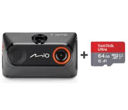 "Wideorejestrator Mio MiVue 786 FullHD/2.7""/140 + 64GB"