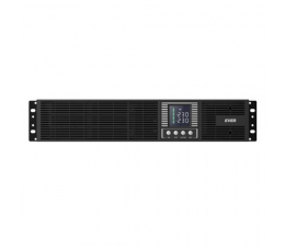 Zasilacz awaryjny (UPS) Ever POWERLINE RT PLUS 1000 (1000VA/1000W, AVR, LCD)