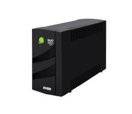 Zasilacz awaryjny (UPS) Ever DUO 350 AVR 350VA / 245W 1 x IEC 2 x PL