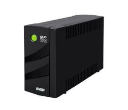 Zasilacz awaryjny (UPS) Ever DUO 550 AVR 550VA / 330W 4 x IEC USB