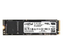 Dysk SSD Crucial 2TB M.2 PCIe Gen3 x4 NVMe P1
