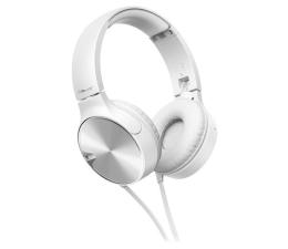 Słuchawki przewodowe Pioneer SE-MJ722T Białe