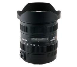 Obiektyw zmiennoogniskowy Sigma 12-24mm f4.5-5.6 II DG HSM Nikon