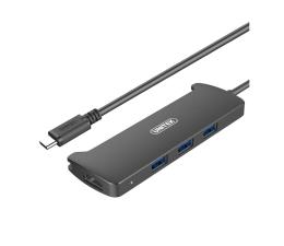Hub USB Unitek HUB USB-C 3.1 - 3 x USB 3.0 + HDMI