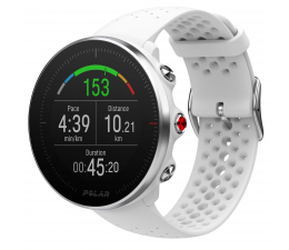 Zegarek sportowy Polar Vantage M biały