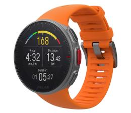 Zegarek sportowy Polar Vantage V pomarańczowy