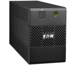 Zasilacz awaryjny (UPS) EATON 5E (850VA/480W, Schuko, 2xIEC, AVR, USB)