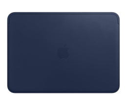 "Etui na laptopa Apple Leather Sleeve do MacBook 12"" Midnight Blue"