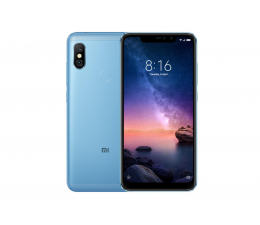 Smartfon / Telefon Xiaomi Redmi Note 6 PRO 3/32GB Blue