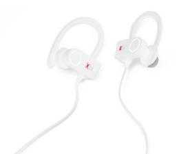 Słuchawki bezprzewodowe Xblitz Pure sport białe