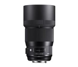 Obiektywy stałoogniskowy Sigma A 135mm f1.8 Art DG HSM Canon