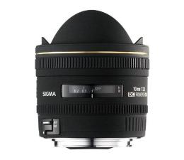 Obiektywy stałoogniskowy Sigma 10mm f2.8 EX DC HSM Rybie Oko Nikon