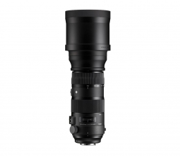 Obiektyw zmiennoogniskowy Sigma S 150-600mm f5-6.3 Sport DG OS HSM Canon