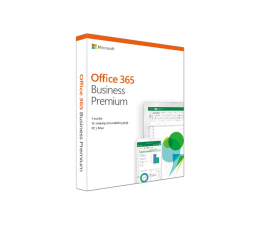 Program biurowy Microsoft Office 365 Business Premium | zakup z komputerem