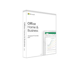 Program biurowy Microsoft Office 2019 Home & Business | zakup z komputerem