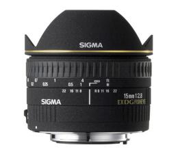 Obiektywy stałoogniskowy Sigma 15mm f/2.8 DG EX rybie oko Nikon