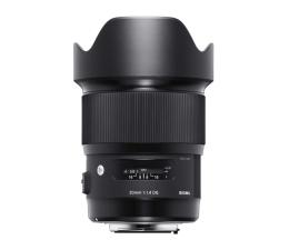 Obiektywy stałoogniskowy Sigma A 20mm f/1.4 DG HSM Nikon
