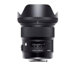 Obiektywy stałoogniskowy Sigma A 24mm f/1.4 DG HSM Canon