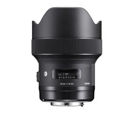 Obiektywy stałoogniskowy Sigma A 14mm f/1.8 DG HSM Nikon