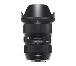 Obiektyw zmiennoogniskowy Sigma A 24-35mm f2 Art DG HSM Nikon