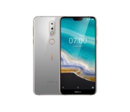 Smartfon / Telefon Nokia 7.1 Dual SIM szary