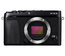 Bezlusterkowiec Fujifilm X-E3 body czarny