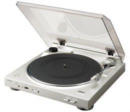 Gramofon Denon DP-200USB Premium Silver