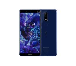 Smartfon / Telefon Nokia 5.1 PLUS Dual SIM niebieski