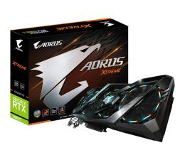 Karta graficzna NVIDIA Gigabyte  GeForce RTX 2080 Ti AORUS XTREME 11GB GDDR6